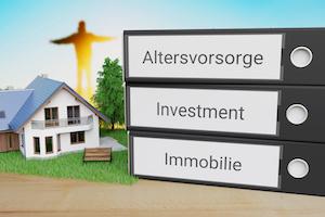 Altersvorsorge Immobilien investieren Investment