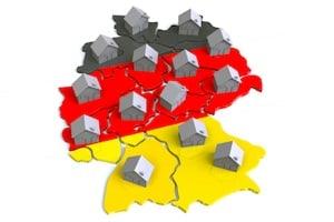 Deutschland Karte Immobilienportale Immoscout24