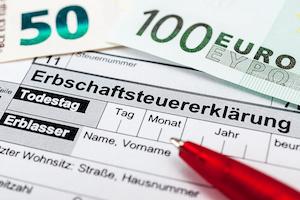 Erbschaftssteuer und Schenkungssteuer bei Nießbrauch oder Wohnrecht