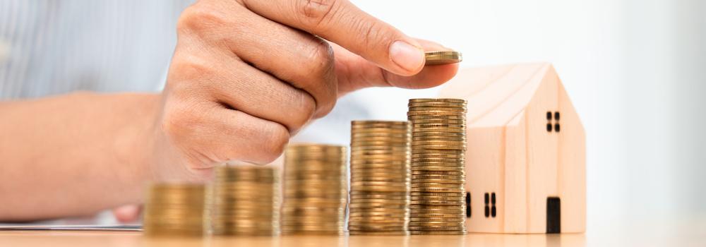 Immobilien investieren Geldanlage Portfolio