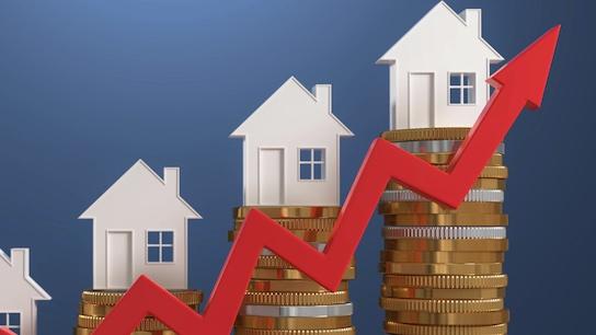 Immobilienpreise Entwicklung Preise