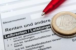 Immobilienrente Deutsche Leibrente Sicherheit im Grundbuch