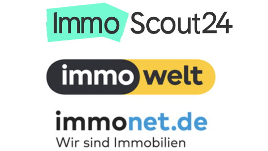 Immoscout Immonet Immowelt Portale Anbieter