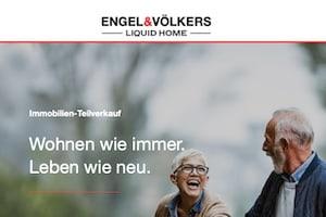 Teilverkauf-Unternehmen Liquidhome Webseite
