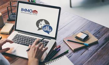 IMMO.info Newsletter abonnieren