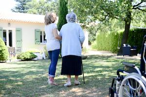 Nießbrauch und Wohnrecht im Pflegefall