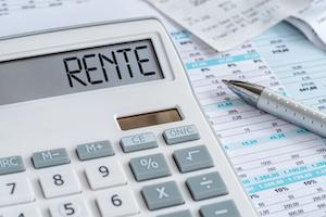 Immobilienrente berechnen