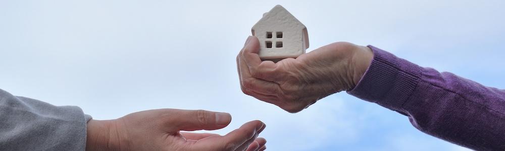 Schenkungssteuer Immobilie Schenkung Kinder Haus übertragen