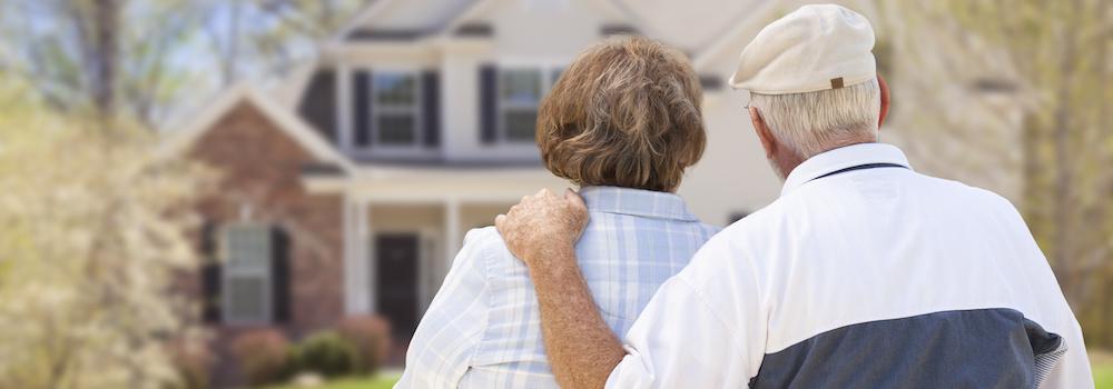 Senioren Immobilienverkauf Studie Preisfindung Nießbrauch bei Immobilien