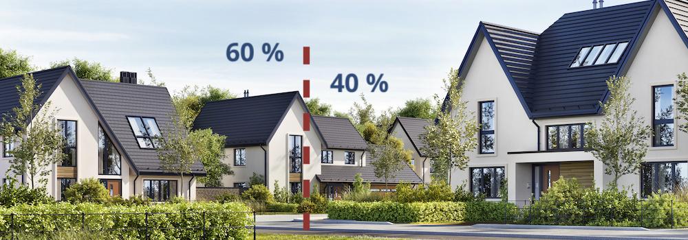 Teilverkauf Immobilie