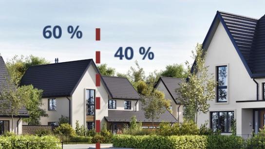 Teilverkauf und Teilankauf von Immobilien