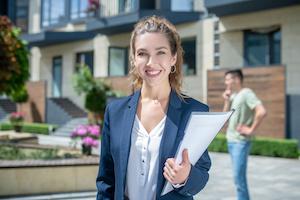Vermittler und Makler für Verkauf von Nießbrauch-Immobilien