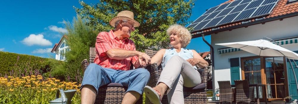 Wertfaktor Konditionen Senioren Teilverkauf