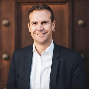 Geschäftsführer der WOHNEN & GUT LEBEN GmbH, Anton Hiltmair