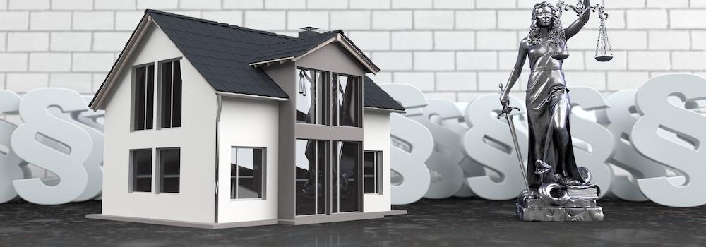 Wohnrecht und Wohnungsrecht Haus Wohnung