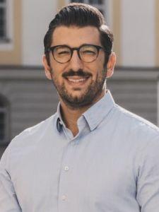 Özgün Imren, Gründer und Geschäftsführer der DEGIV